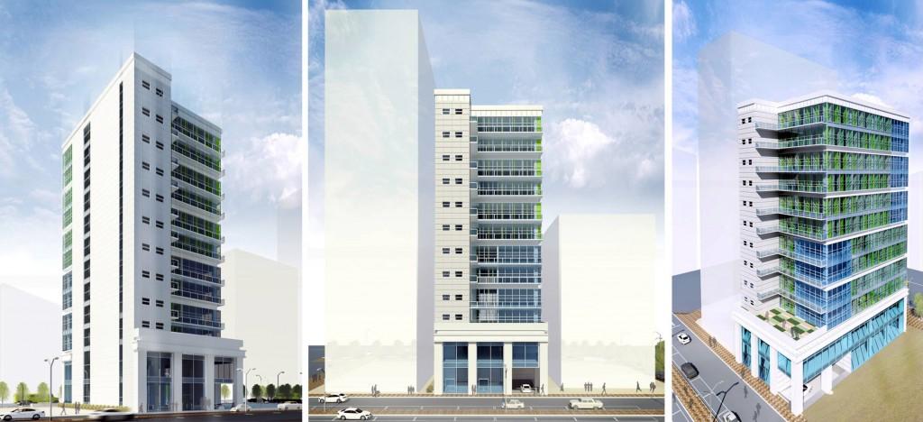 봉명동 병원시설 개발