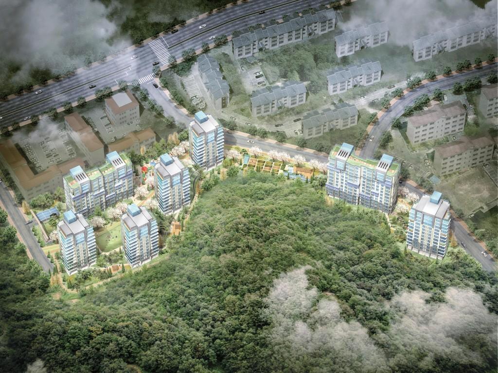 도룡3구역 주택재건축 정비사업