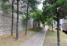 용방마을아파트 토목옹벽 정밀안전점검